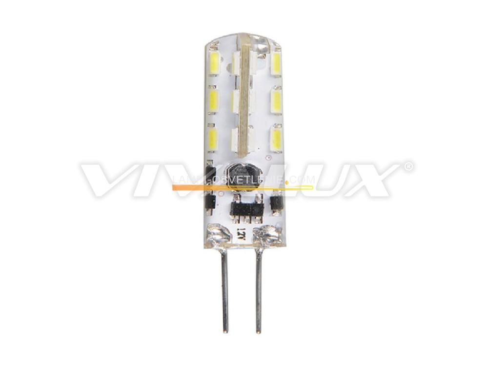 Диодни лампи FLOR LED 12V 1,5W=15W G4 4000K