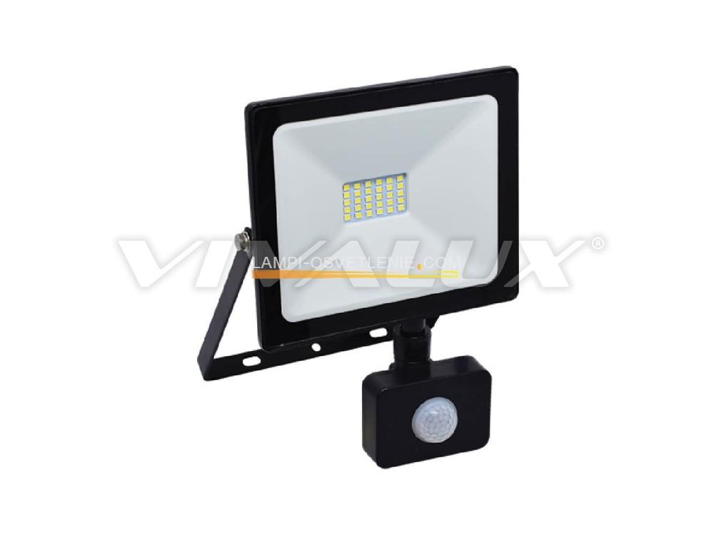 LED прожектор със сензор NYX LED - NYX LED 20W B