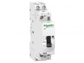 Модулен контактор iCT25A 2NO 230/240Vac 50Hz M.O.