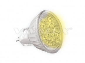 Диодни лампи LED20 MR16 - LED20 MR16 YELLOW