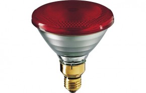 TUNGSRAM PAR38 RED 80W