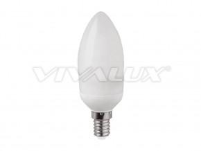 Енергоспестяващи лампи Classic Candle - CC22 9W E14