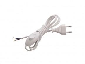 Междинно ключе с кабел бял
