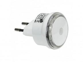 Лампа нощна с датчик  0,8W  в блистер  1 брой, GAO