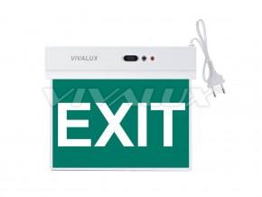 Евакуационна LED табела SALVE LED - SALVE LED 1,8 W