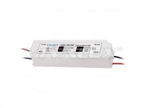 LED ВЛАГОЗАЩИТЕНО захранване SPD SLIM LED DRIVER IP67 - SPD 100W LED