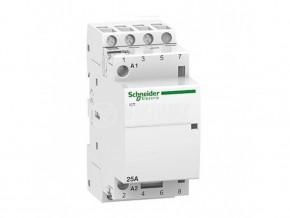 Модулен контактор iCT25A 4NO 220/240Vac 50Hz SCHNEIDER