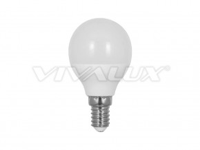 Диодни лампи CERAMIC LED GLOBE 3,5W=25W E14 4000K