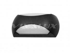Влагозащитени осветителни тела CAPRI LED - CAPRI/X LED 12W BK CL
