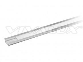 Алуминиеви профили за LED ленти PROFILES - PROFILE IN 2M KIT