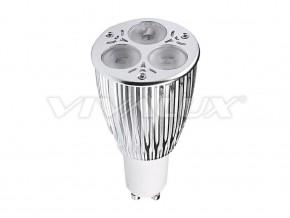 Диодни лампи EXTRALUX - EL JDR 6W GU10 WW