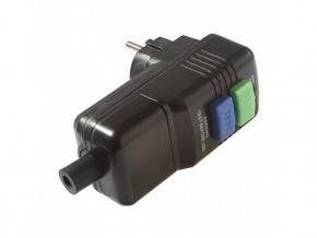 Щепсел с дефектно токова защита модул   220V  и  IP44