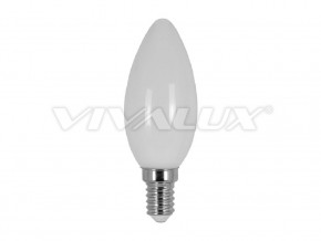 Диодни лампи FLICK OPAL LED - BFO35 LED 4W E14 CL