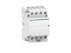 Модулен контактор iCT40A 3NO 220/240Vac 50Hz SCHNEIDER