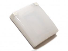 Единична влагозащитена рамка IP44 крем, LEGRAND, NILOE