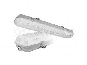 Индустриално осветително тяло JEX PC BASE - JEX PC BASE 124 LED 1500 mm
