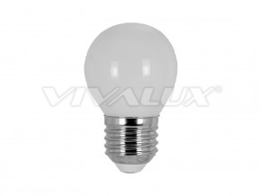 Диодни лампи FLICK OPAL LED - GFO45 LED 4W E27 CL