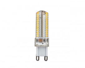 LED лампа G9 3W, 220V, SMD2835, недимираща, 2700K топла светлина