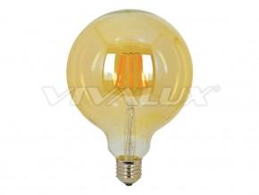 Диодни лампи FLICK VINTAGE LED - GFV125 LED 6W E27