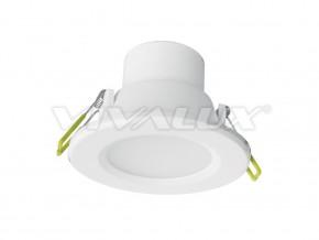 Влагозащитена LED луна за вграждане TOP LED - TOP LED 6W WW/WH