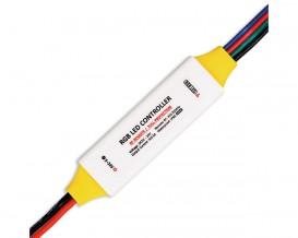 Професионален RF контролер за RGB светодиодно осветление без дистанционно управление