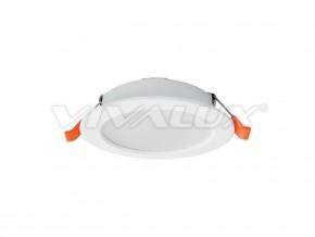 LED луни за вграждане MONI LED - MONI LED 7W CL