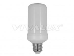 LED лампа ИМИТИРАЩА ПЛАМЪК PLAM LED 6,5W E27 1300-1700K - PLAM LED 6,5W E27 1300-1700K