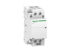 Модулен контактор iCT40A 2NO 220/240Vac 50Hz SCHNEIDER