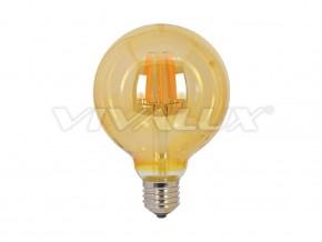 Диодни лампи FLICK VINTAGE LED - GFV95 LED 6W E27