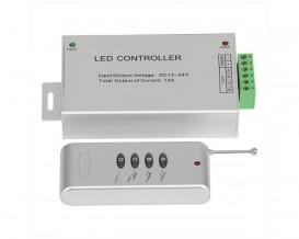 RF контролер за RGB светодиодно осветление