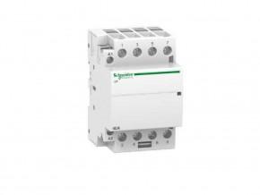 Модулен контактор iCT40A 4NO 220/240Vac 50Hz SCHNEIDER