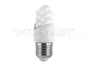 Енергоспестяващи лампи MINI SPIRAL 4000K Е27 - MSP24 7W E27
