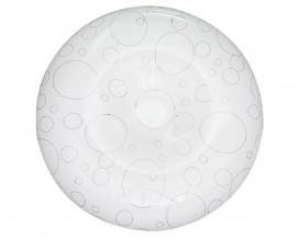 Декоративна LED плафониера 28W, 2700K, IP20