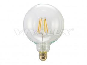 Диодни лампи FLICK GLOBO LED - GGF125 LED 8W=75W E27 3000K