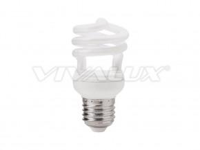 Енергоспестяващи лампи BRIGHT SPIRAL 6400K - BS26 11W E27