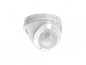 Датчик за движение за ОТКРИТ МОНТАЖ  360°1000W, 500VA,  LED  и ЕСЛ  250W, IP20,  ф 65 мм ,  изисква неутрала
