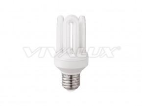 Енергоспестяващи лампи SUPER MINI 2700K Е27 - SM42 4U 11W E27