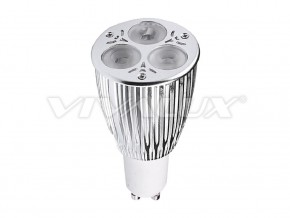 Диодни лампи EXTRALUX - EL JDR 6W GU10 W