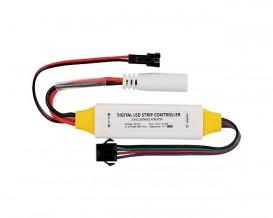 Slave-контролер за дигитална светодиодна лента
