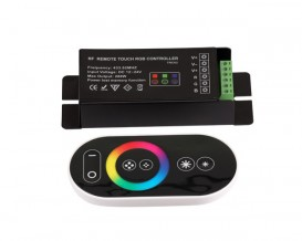 RF TOUCH контролер за RGB светодиодно осветление 216W