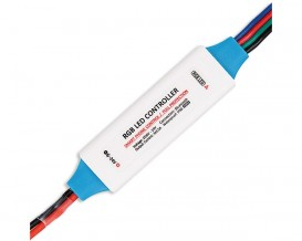 Професионален Bluetooth контролер за RGB светодиодно осветление