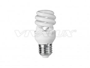 Енергоспестяващи лампи X SPIRAL 4000K - XS24 11W E27
