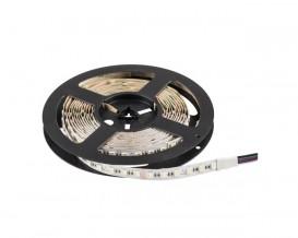 LED лента SMD5050, 20W/m RGB+топло бяла, 84LEDs/m, 5m, неводоустойчива